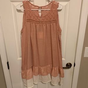 Umgee NWT tunic dress